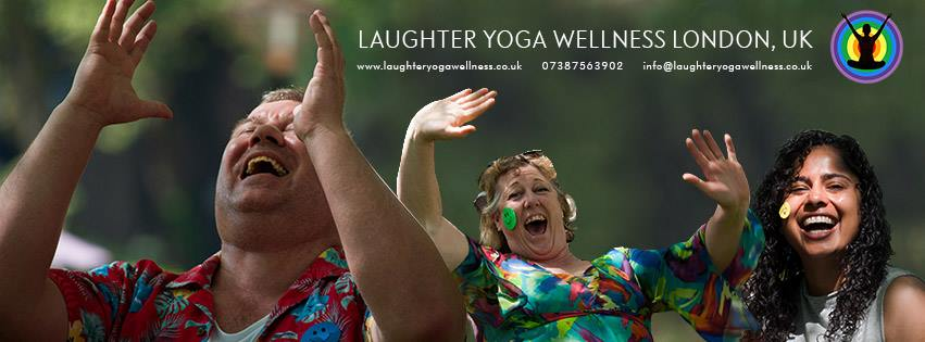 Laughter Yoga Wellness London and UK  – Laughter Yoga and Meditation.  Specialist in Corporate Wellbeing & Laughter Yoga Training Provider London and UK